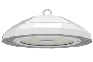 "JPRHBN SERIES ""JEWEL"" IP66, IP69K, IK10 & NSF RATED ROUND HIGH BAY"