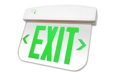 JES-ELS Surface Exit Sign