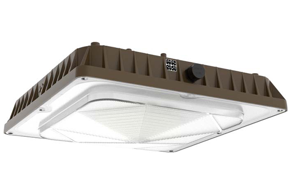 PVR-DSP Power Selectable Garage & Canopy Light