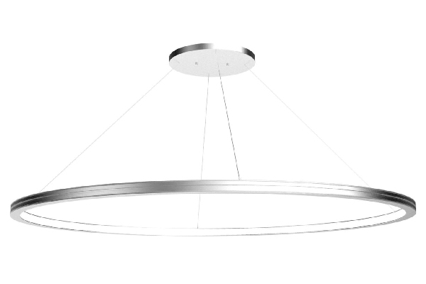 JACUDO TRIO Architectural Pendant Circular UP-Down-In-Out
